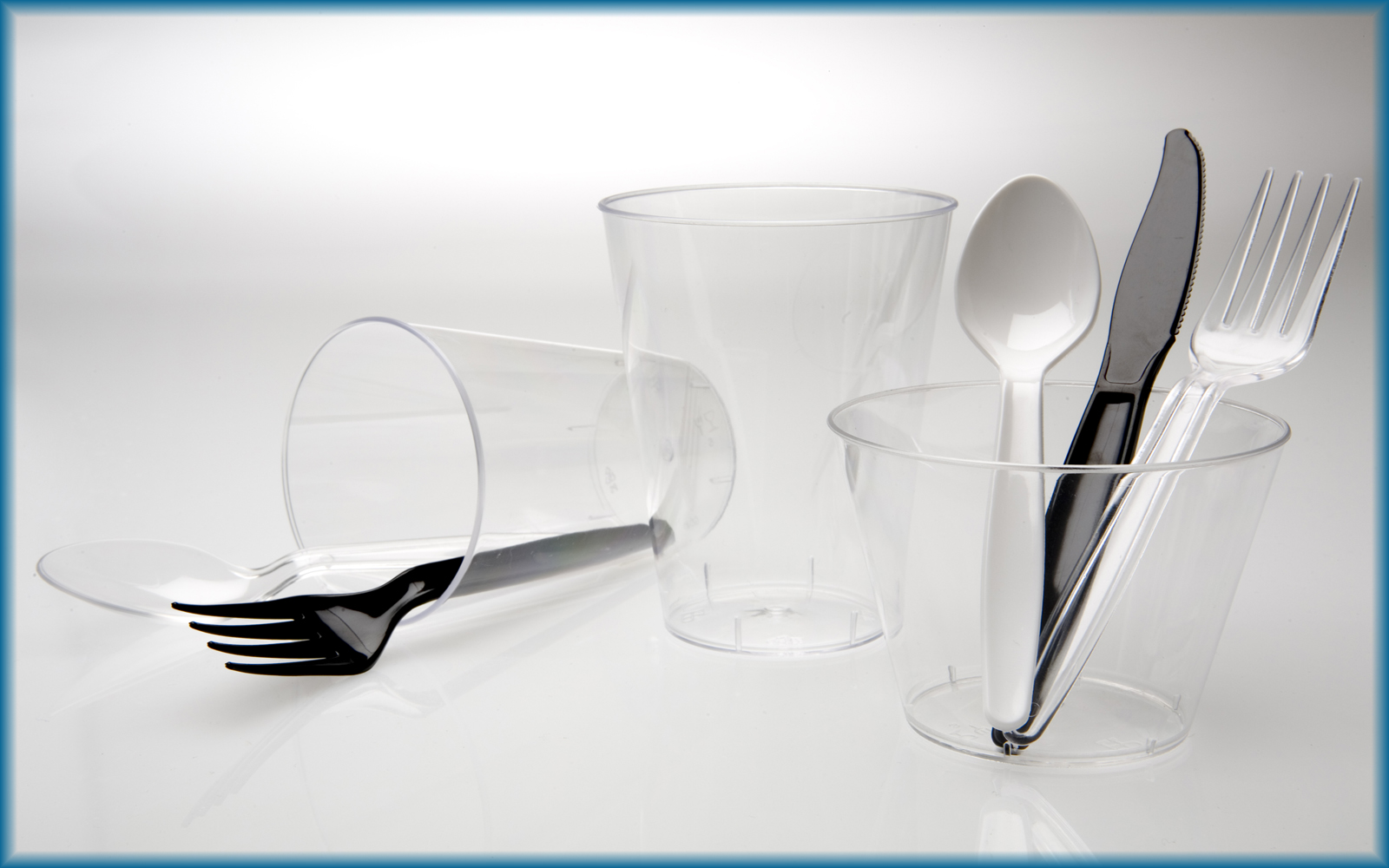 Polystyrene Bar/Catering Cups