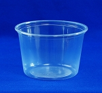 16oz Polypropylene Clear Deli Container 500/ct
