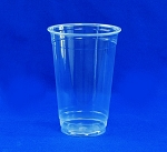 20oz Polypropylene Clear Cup 600/ct